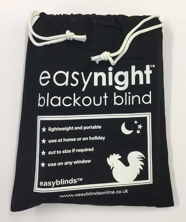 Easynight: Blackout Blind - Regular (1.5m x 1.4m)