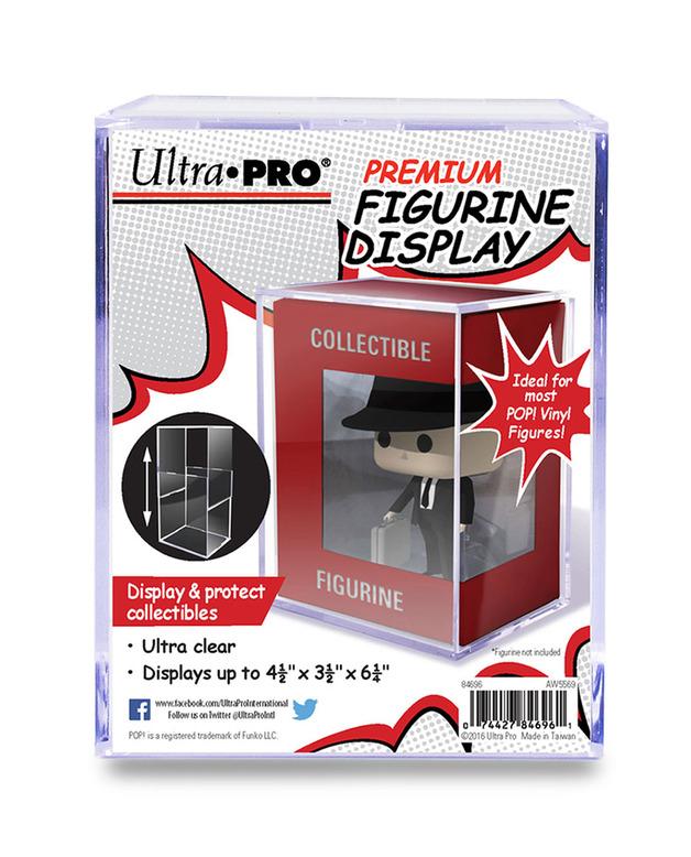 Ultra Pro: Premium Pop! Figurine Protector