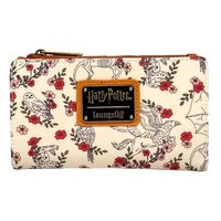 Loungefly: Harry Potter - Floral Wallet