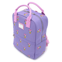 Loungefly: Disney Daisy Duck Face Backpack image