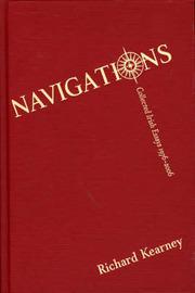 Navigations by Richard Kearney image
