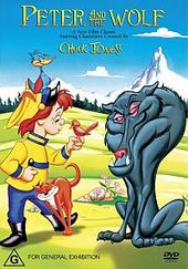 Peter And The Wolf on DVD