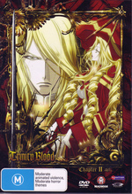 Trinity Blood - Chapter 2 on DVD