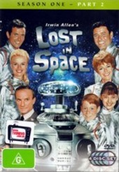 Lost In Space: Season One Part 2  (4 Disc) on DVD