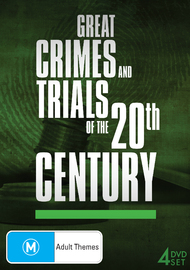 Great Crimes & Trials of the 20th Century on DVD