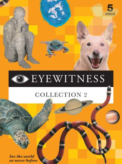 Eye Witness - Collection 2 on DVD