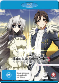 Horizon in the Middle of Nowhere - Complete Collection on Blu-ray
