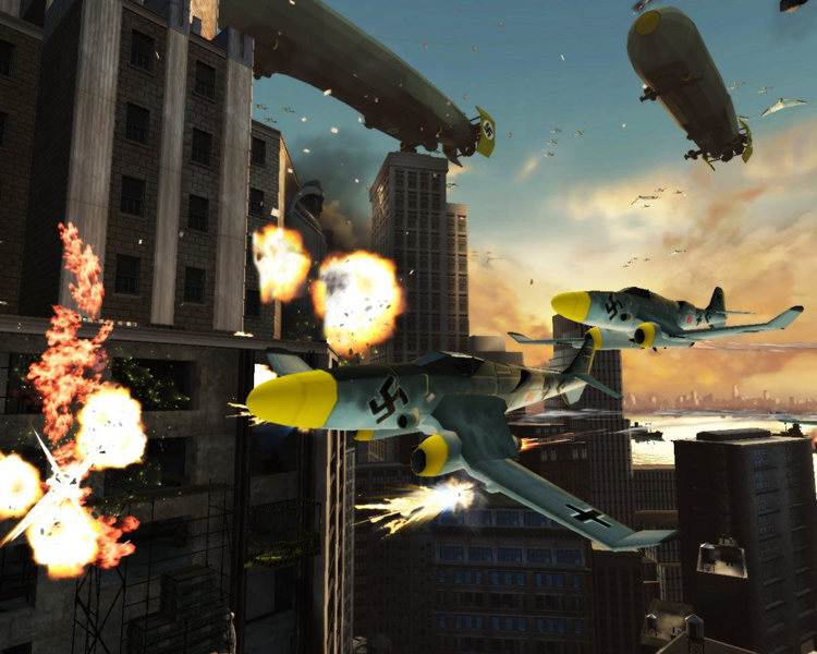 Turning Point: Fall of Liberty for Xbox 360 image