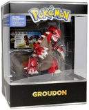 Pokemon: Trainers Choice - Groudon Legendary Figure