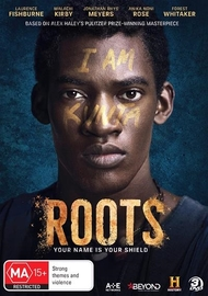 Roots on DVD