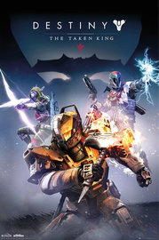 Destiny: Maxi Poster - Taken King (460)