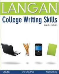 College Writing Skills by John Langan image