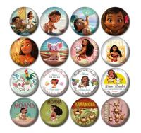 Disney Moana Badge - Blind Box