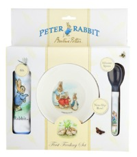 Peter Rabbit - First Feeding Set
