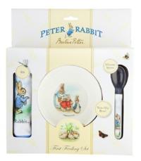 Peter Rabbit - First Feeding Set