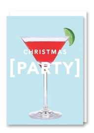 Nineteeen Seventy Three: Christmas Party - Greeting Card