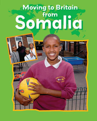 Somalia by Cath Senker image