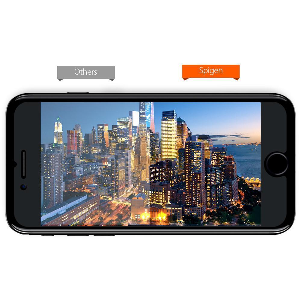 Spigen: iPhone 7 - Screen Protector Pack image