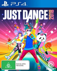 Just Dance 2018 for PS4