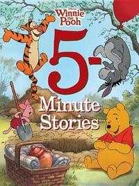 5-minute Winnie The Pooh Stories by Disney Book Group