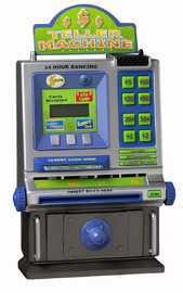 Zillionz Teller Machine image