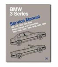 BMW 3 Series (E36) Service Manual 1992-98 image