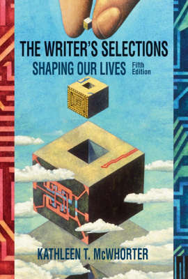 The Writer's Selections by Kathleen T McWhorter image