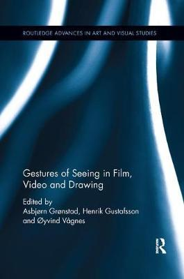 Gestures of Seeing in Film, Video and Drawing image