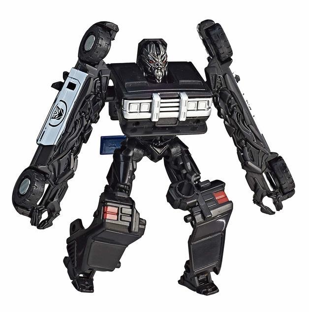 Transformers: Energon Igniters - Speed Series - Barricade