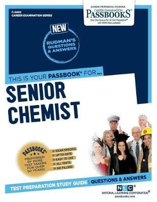 Senior Chemist by National Learning Corporation