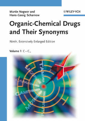 Organic-Chemical Drugs and Their Synonyms by Martin Negwer image
