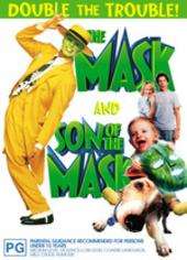 Mask, The / Son Of The Mask Box Set (2 Disc) on DVD