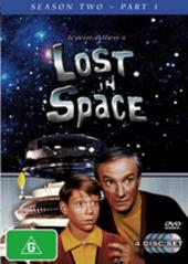 Lost In Space Season 2 Part 1 (4 Disc) on DVD