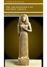 Cambridge World Archaeology by James Whitley image