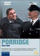 Porridge - Series 3 on DVD
