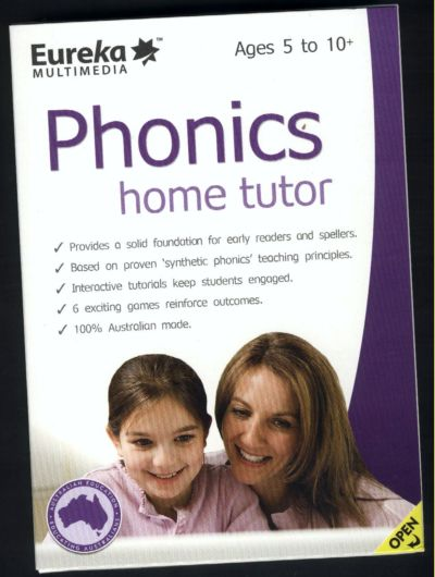 Eureka Phonics Home Tutor for PC Games image