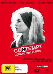 Contempt on DVD