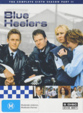 Blue Heelers - Season 6 Part 2 (5 Disc) on DVD