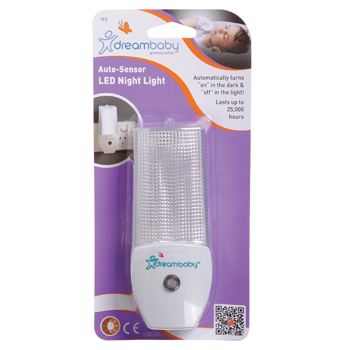 Dream Baby Auto-Sensor LED Night Light image