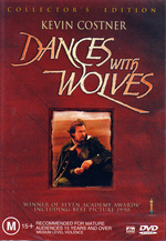 Dances With Wolves Collector's Edition (2 Disc) on DVD
