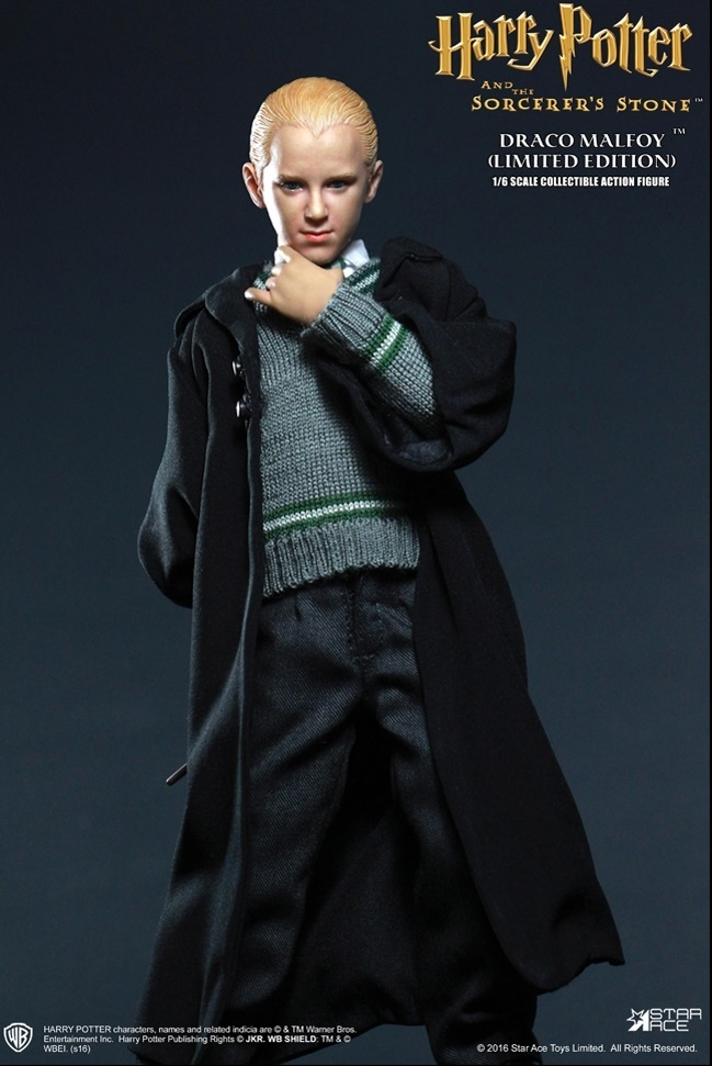 Draco Malfoy School Uniform 12 Quot Figure At Mighty Ape Nz