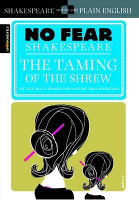 The Taming of the Shrew (No Fear Shakespeare) by Sparknotes image