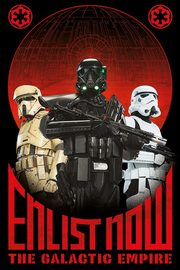 Star Wars Rogue One - Enlist Now Maxi Poster (592)