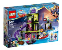 LEGO Super Heroes: Lena Luthor Kryptomite Factory (41238)