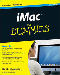 iMac For Dummies by Mark L Chambers image