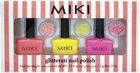 Miki: Glitterati Nail Polish & Glitter Pots