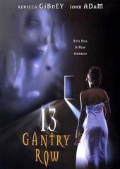 13 Gantry Row on DVD