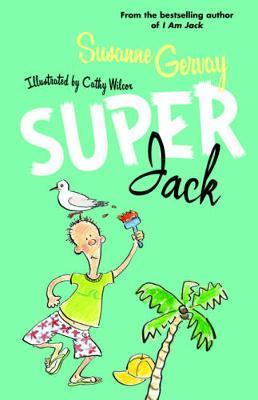 Super Jack by Susanne Gervay image