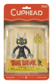 "Cuphead: 3.75"" Action Figure - The Devil image"