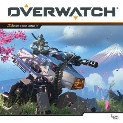 Overwatch 2020 Square Wall Calendar image